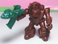 Battle Beasts Laser Beasts Russian USSR Version Takara Bronze Figure W/ Gun