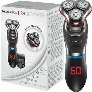 Remington XR1570 R9 Ultimate Series Mens Rotary Shaver Rechargeable & Waterproof