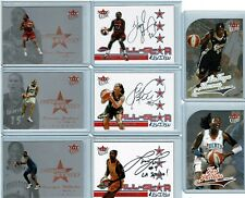 YOU PICK'EM - 2004 Fleer Ultra WNBA Various Inserts:Sue Bird, Lisa Leslie, more!