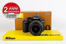 Nikon D3200   + 2 ANNI DI GARANZIA  - 2 YEARS WARRANTY