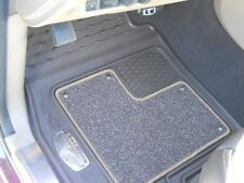 Dodge Ram 1500 2500 3500 Long horn rubber floor mats slush mat 3pc front & rear