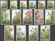 Timbres Flore Kenya 241/55 ** lot 14144