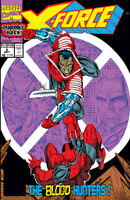 X-Force #2 - VF+ - 2nd Appearance Of Deadpool