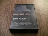 Dawn Patrol by Night Ranger (Cassette, Nov-1982, Boardwalk)