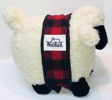 Vintage Woolrich Display Sheep Stuffed Plush Stuffed Atlanta Novelty Gerber