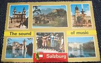Austria Salzburg Multi-view Sound of Music - posted