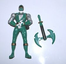 "Power Rangers Ninja Storm: Green  ""Wind Battle""  Ranger  _ * Must See *"