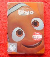 Findet Nemo Steelbook Collection Limitierte Auflage, Walt Disney Pixar, Neu