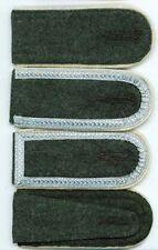 German Army Field Grey High SGT Shoulder Boards Shiny Tress bottom