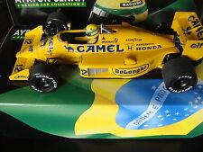 Ayrton Senna Minichamps Lotus T99 Team Camel 1987