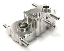 C26507SILVER Integy Billet Center Gear Box for HPI 1/10 Scale Crawler King