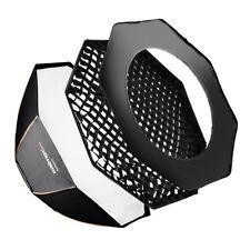 walimex pro Octagon Softbox PLUS Orange Line Ø120cm Visatec