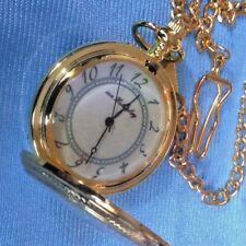 """Von Hattenlery 12"""" Chain Pocket Watch"""