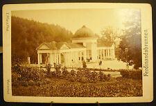Foto c1900 República Checa, Marienbad, Ferdinandsbrunn Fotografía antigua