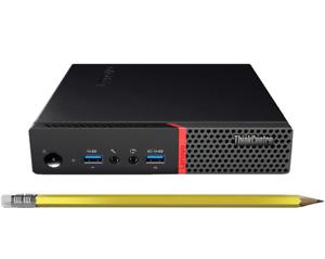 Lenovo M700 Mini Tiny PC COMPUTER i5 6500T 2.5Ghz 8Gb RAM 128GB Dual DP W10P