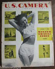Jan.1948 U.S. CAMERA Magazine
