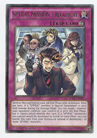 SPYRAL MISSION - Recapture RATE-EN089 Yu-Gi-Oh Rare Card Single/Playset Mint New