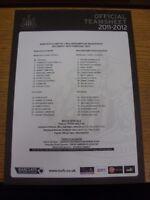 25/02/2012 Colour Teamsheet: Newcastle United v Wolverhampton Wanderers  . If th