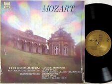 HARMONIA MUNDI DIGITAL Mozart COLLEGIUM AUREUM Clarinet & Oboe MAIER 16 9552 1