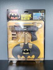 Batman Batarang Blaster Action Toy, Dark Knight Collection Kenner 1990 CosPlay