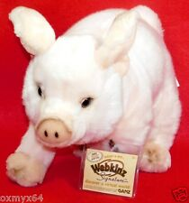 Webkinz Signature Pig New w Tags NWT IN HAND