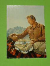 KARL MAY - WINNETOU III - FILMPOSTKARTE NR. 31 / PIERRE BRICE / LEX BARKER