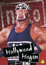 Hollywood Hogan,1998 Topps Wcw / Nwo Lutte Autocollant / Carte #S5. sans Ww S /