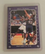 1997-98 SP Authentic Tracy McGrady Rookie