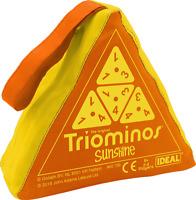 TRIOMINOS SUNSHINE - ORANGE TILES - IDEAL GAMES BY JOHN ADAMS - BRAND NEW!