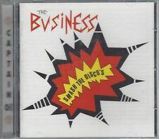 The Business - Smash The disco's - (Still Sellado Cd) - Ahoy CD 240