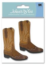 MEN COWBOY BOOTS Jolee's by You Dimensional Embellishements JJJA008C western