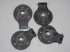 Diaphragms JBL 2412 JBL 2412h JBL 2412h-1 / 4 X Matching Speaker 8 Ohms