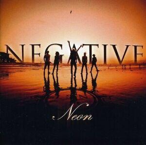NEGATIVE Neon 2010 CD RECKLESS LOVE CRAZY LIXX SANTA CRUZ H.E.A.T. RARE
