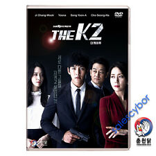 The K2 Korean Drama (4 Dvd) Excellent English Subs & Quality.