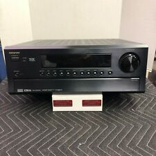 ONKYO TX-SR703 7.1 SURROUND SOUND RECEIVER - SERVICED - CLEANED - TESTED