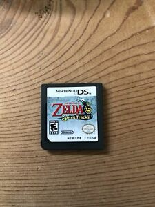 The Legend Of Zelda Spirit Tracks - Nintendo DS - Cart Only - Authentic & Tested