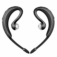V4.0 Stereo Bluetooth Headset Earphone For Samsung S7 S6 S5 S4 Huawei P9 P8 Lite