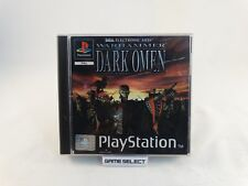 WARHAMMER DARK OMEN PLAYSTATION 1 2 3 ONE PS1 PS2 PS3 PSX PAL ITALIANO COMPLETO