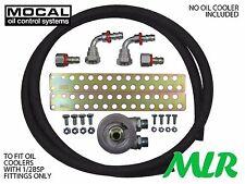 Nova Corsa Astra Cavalier Calibra Mocal 1/2BSP Enfriador De Aceite ZO1-M18 Kit de montaje
