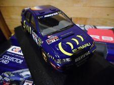 Vanguards Corgi VA12106 Subaru Impreza 555 Network Q Rally 1995 Burns and Reid