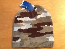 Boys Camouflage  Hat Small NWT