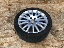 AUDI A6 C6 17 17 INCH 17X7.5 WHEEL AND TIRE ASSEMBLY #2 OEM
