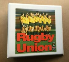 1995 FUTERA RUGBY UNION SET + INSERTS + OFFICIAL FOLDER