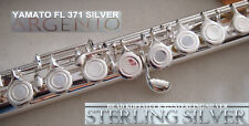 Sterling-Silver Head flute flauta Flauti flute real flute flute argent 925