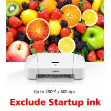Canon PIXMA iP2850 Colour Inkjet Photo Printer (4800 x 600 dpi) white