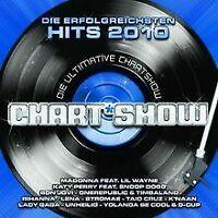 Die Ultimative Chartshow-Hits 2010 von Various   CD   Zustand gut