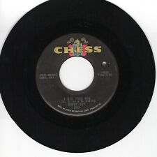 Buddy Guy 45 I Dig Your Wig/Scraping CHESS orig blues R&B M- 809