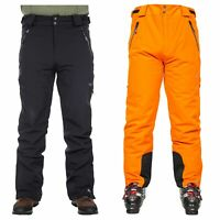 Trespass Mens Ski Pants Waterproof Breathable Salopettes With Braces