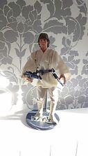 "STAR Wars 12"" cm Sideshow Luke Skywalker SUPER RARA"