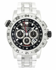 Carl F. Bucherer Patravi Traveltec II Chronograph Timezone Men's Watch